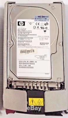 146GB HP BD14685A26 ST3146807LC 360205-022 3.5 Ultra320 SCSI HP Hard DIsk Drive