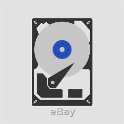1.05 GB 3.5inch SCSI 50-pin Hard Drive