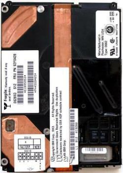 1gb Fast SCSI II Hard Drive