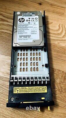 24x HP 3PAR M6710 300GB 15K 6G SFF 2.5'' SAS HDD HARD DRIVE (QR492A) (5697-1842)