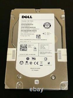 5xtfh 05xtfh Dell 600gb 15k Sas 3.5 Lff Hdd Hard Drive St3600957ss
