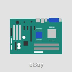 668mb SCSI Hard Drive Full Height 5.25
