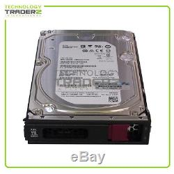 834031-B21 HP 8TB 12G SAS 3.5 INCH LFF Hard Drive 819199-001 Pulled