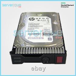 872487-B21 HP 4TB 7.2K rpm MDL 3.5 LFF 12G SAS with SC Hard Drive 872745-001