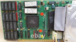A2091 SCSI Controller with50mb Harddrive & 2mb RAM for Amiga 2000 2000HD 2500 4000