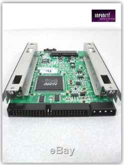 ACARD ARS-2000SUP Ultra SCSI 50pins to SATA II Hard Disk Drive 3.5 SCSI Disk