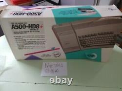 Amiga 500 GVP Impact Series II A500-HD8+ SCSI Hard Drive with 8mb RAM Original Box