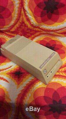Amiga External A590 Hard drive plus with 60MB scsi HardDrive
