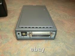 Apple Datapack RARE Vintage Macintosh Mac External Hard Drive + Power Data Pack