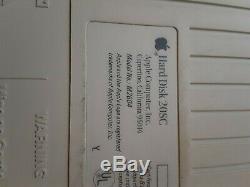 Apple External SCSI Hard Drive 300GB RARE Vintage Macintosh M2604, apple pc5.25