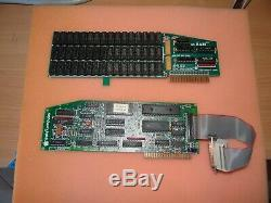 Apple IIGS WOZ system A2S6000, SCSI hard drive Great working condition