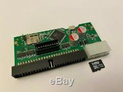 Apple Macintosh Classic II 16GB triple system boot MicroSD card for 50-pin SCSI