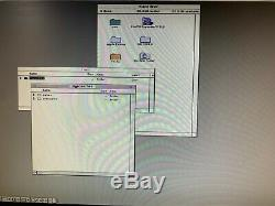 Apple Macintosh Hard Drive Mac0S 7.6.1, Power Mac 128 GB 50-pin SCSI APPS GAMES