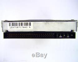 Apple/quantum Fireball 4gb St43s02h 50pin SCSI Hard Drive Rev02-b