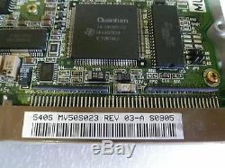 Apple/quantum Prodrive 540s 50pin SCSI Hard Drive P/nmv50s023 Rev03-a