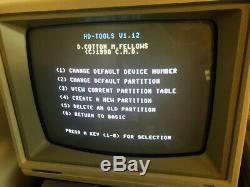 CMD HD-40 Commodore 64 128 C64 Tested & Working SCSI 2 SD Hard Drive Geos HD-20