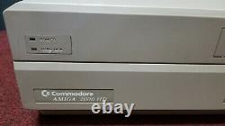 Commodore Amiga 2000, toaster card, 68C030 40MHz CPU, MPEG and SCSI hard drive