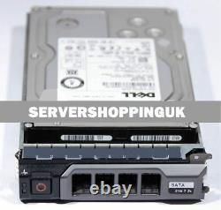 Dell 02G4HM 2TB (2000 GB) 7200 RPM 3.5 Inch SATA Hard Disk Drive