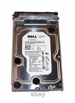 Dell 1TB 7.2K-RPM 3.5 3Gb/s SATA HOT SWAP 50XV4 Hard Disk Drive 0D981 Caddy