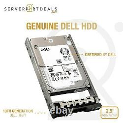 Dell 400-AHNB 600GB 15K RPM SAS 12Gb/s 2.5 PowerEdge Hard Drive