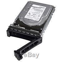 Dell 400-AJQB 600GB SAS internal hard drive HDD 10000 RPM Serial Attached SCSI