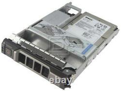 Dell 400-AJSC / RHRR4 600GB 3.5 15K RPM SAS Hybrid Hard Drive Kit KG1CH/Y004G