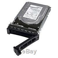 Dell 400-AURG internal hard drive 2.5 600 GB SAS Hdd Serial Attached SCSI