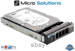 Dell 6tb 6g 7.2k 3.5 Sas Nwccg 0nwccg Hdd Hard Drive With Caddy