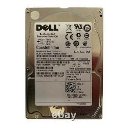 Dell K831N Seagate 500GB 7.2K 2.5 SAS 6Gb/s HDD Hard Drive ST9500430SS