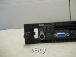 Dell PowerEdge 1750 Server 2.4GHz Xeon CPU 1GB 2x36GB RAID SCSI Hard Drives
