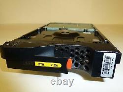 EMC 005049225 2TB 7.2K 6Gbps 3.5 SAS HDD V2-PS07-020 for VNXe3100 VNXe3150