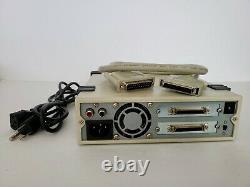 External SCSI Hard Disk Drive 73gb Akai Dr4/dr4d/dr4vr/dr8/dr16 Backup System