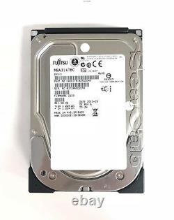 Fujitsu 146GB 15K 3.5 SAS Hard Drive for Hot-Swap Servers