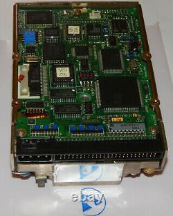 Fujitsu M2614ESA 50P Narrow SCSI Drive 105MB 3490rpm Festplatte Harddisk 100%OK