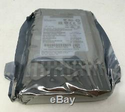 HPE 2.5 1.8TB Hot-Swappable SAS Hard Drive 12Gb/s 10,000 RPM SFF J9F49A NEW