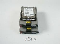 HP 146-GB U320 Scsi15K Hard drive BF14688286 X2