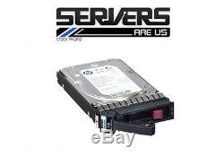 HP 2TB 3.5 Hard Drive AW556A 601778-001 P2000 7200RPM 3G SATA MDL