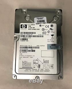 HP 403211-001 MAXTOR ATLAS 15K II 8K073L0 73GB U320 SCSI 68PIN 3.5 Hard drive