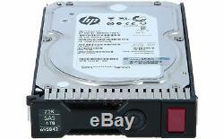 HP 695510-B21 HP 4TB 6G SAS 7.2K rpm LFF (3.5-inch) SC Midline Hard Drive