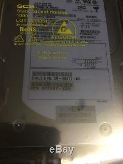 HP BF1468A4CC 360209-011 404712-001 3.5 146GB 15K ULTRA320 SCSI Hard Drive HDD