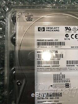 HP/HP 50-pin SCSI hard drive ST34573N 4G
