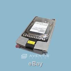 HP ProLiant DL360 G3, DL380 G3 300GB 10K U320 SCSI Hard Drive / 1 Year Warranty