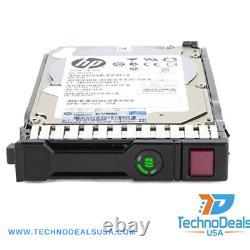 HP Qr478a 665749-001 900gb Sas 6g 10k Sff 2.5in M6625 Hard Drive