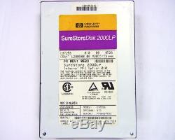 HP SureStore Disk 2000LP 2GB 50-PIN C3725S SCSI Internal HDD Hard Drive Vintage
