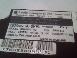Hard Disk Drive SCSI Apple IBM IBM-H3171-S2 D43733 66G4311