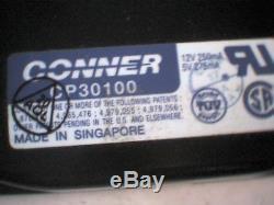 Hard Disk Drive SCSI Conner CP30100 121MB 50-pin