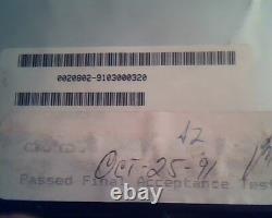 Hard Disk Drive SCSI Micropolis 1588 FS0013-03-5E 50-pin FH 760 MB S0140010