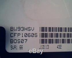 Hard Drive Disk SCSI Conner CFP1060S BOS07 BW93HSV J12113 9WA1.66