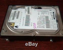 Hard Drive Disk SCSI Fujitsu MAG3091LP 120854-002 CA01776-B37000CQ JW 9.1GB