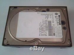 Hard Drive Disk SCSI Fujitsu MAJ3364MP Ultra 160 CA05668-B550 3892A770 68 pin